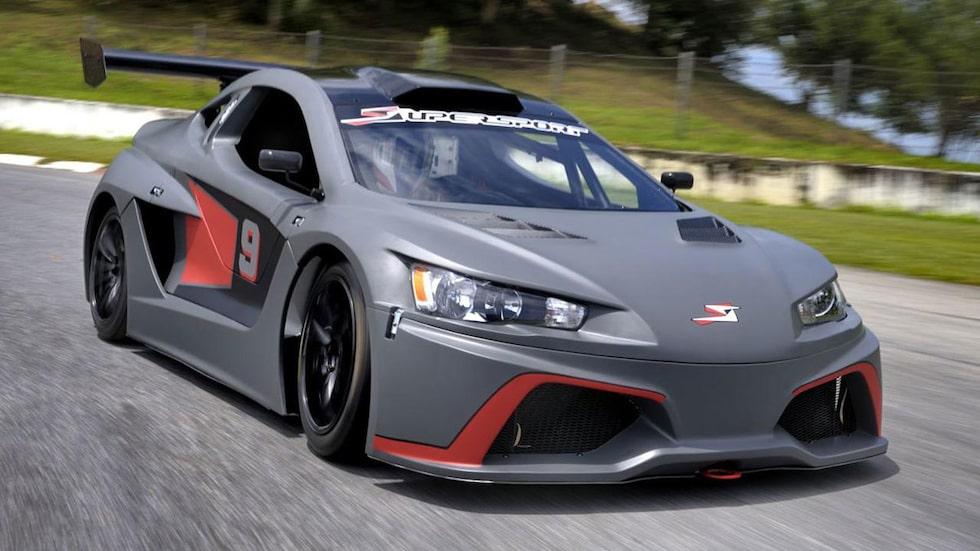 999 Motorsports Supersport
