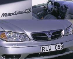 Nissan Maxima 3,0 QX