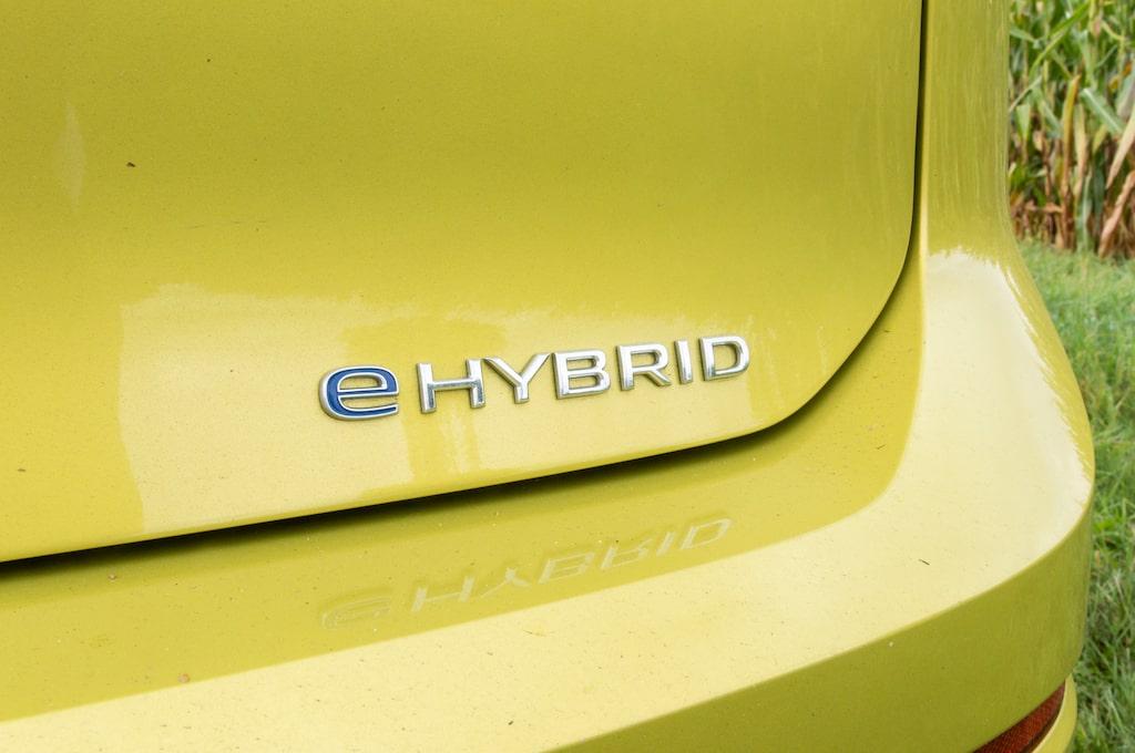 eHybrid är det nya namnet för VW:s laddhybrider. GTE finns kvar som ett sportigare alternativ.