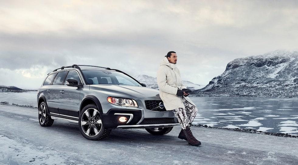 Zlatan Edition Volvo XC70