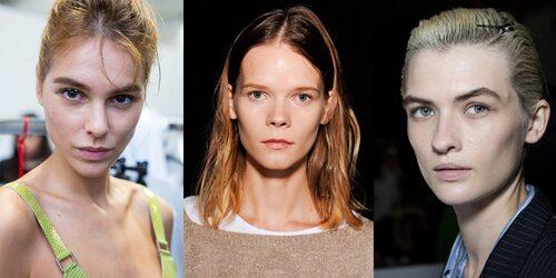 Låt håret växa ut som hos Emporio Armani, Tome, Proenza Shouler.