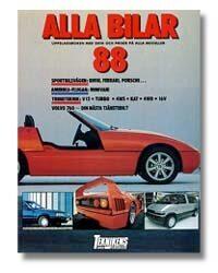 Alla Bilar 1988