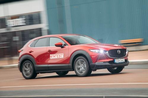 De flesta tycker nog att formerna sitter. Kudo-design på Mazda-språk.