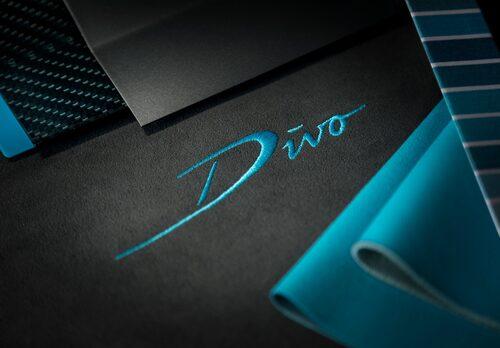 I juli fick vi se den första bilden på Divo. Eller en bit av den, rättare sagt.