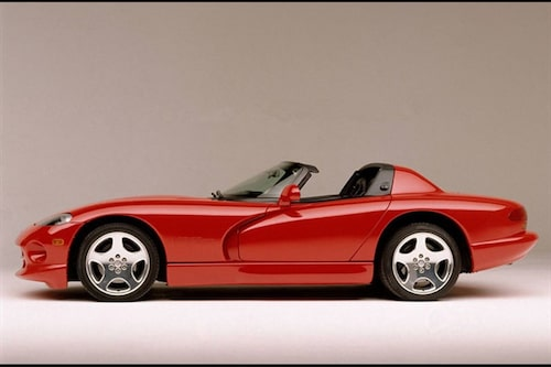 Chrysler Viper 1993, hette Dodge Viper i USA