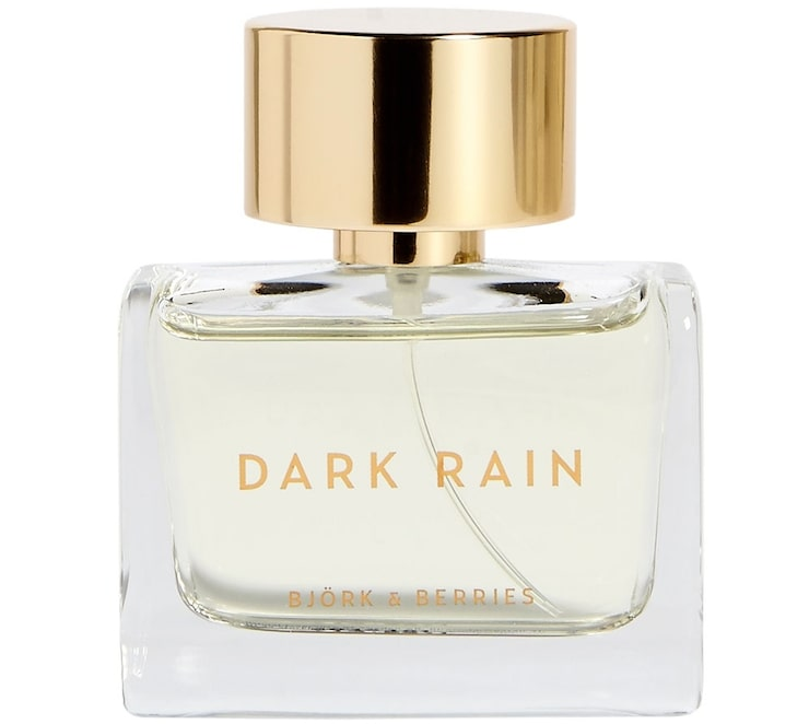 Dark rain edp, 689 kr/50 ml, Björk & Berries.