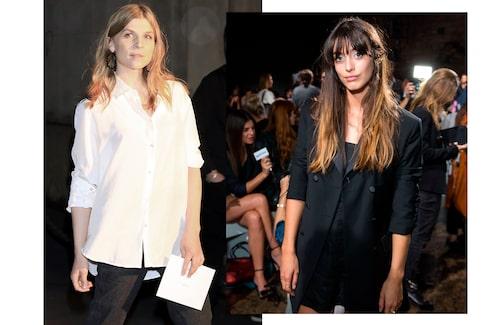 För mer fransk inspiration kolla in skådespelaren Clemence Poésy och modellenLouise Follain.