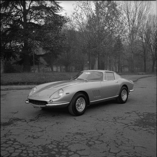 Steve McQueens Ferrari 275 GTB4