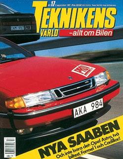 Teknikens Värld nummer 17 / 1991