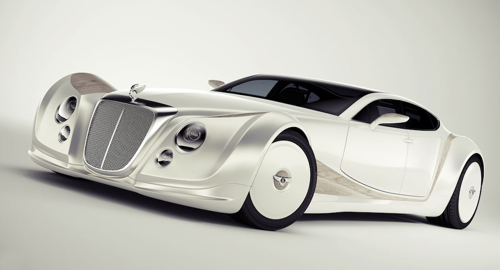Bentley Luxury Concept