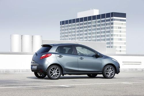 Mazda 2 Metro Edition
