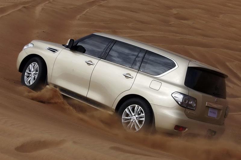 100215-Nya Nissan Patrol