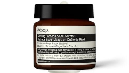 Seeking silence facial hydrator, Aesop