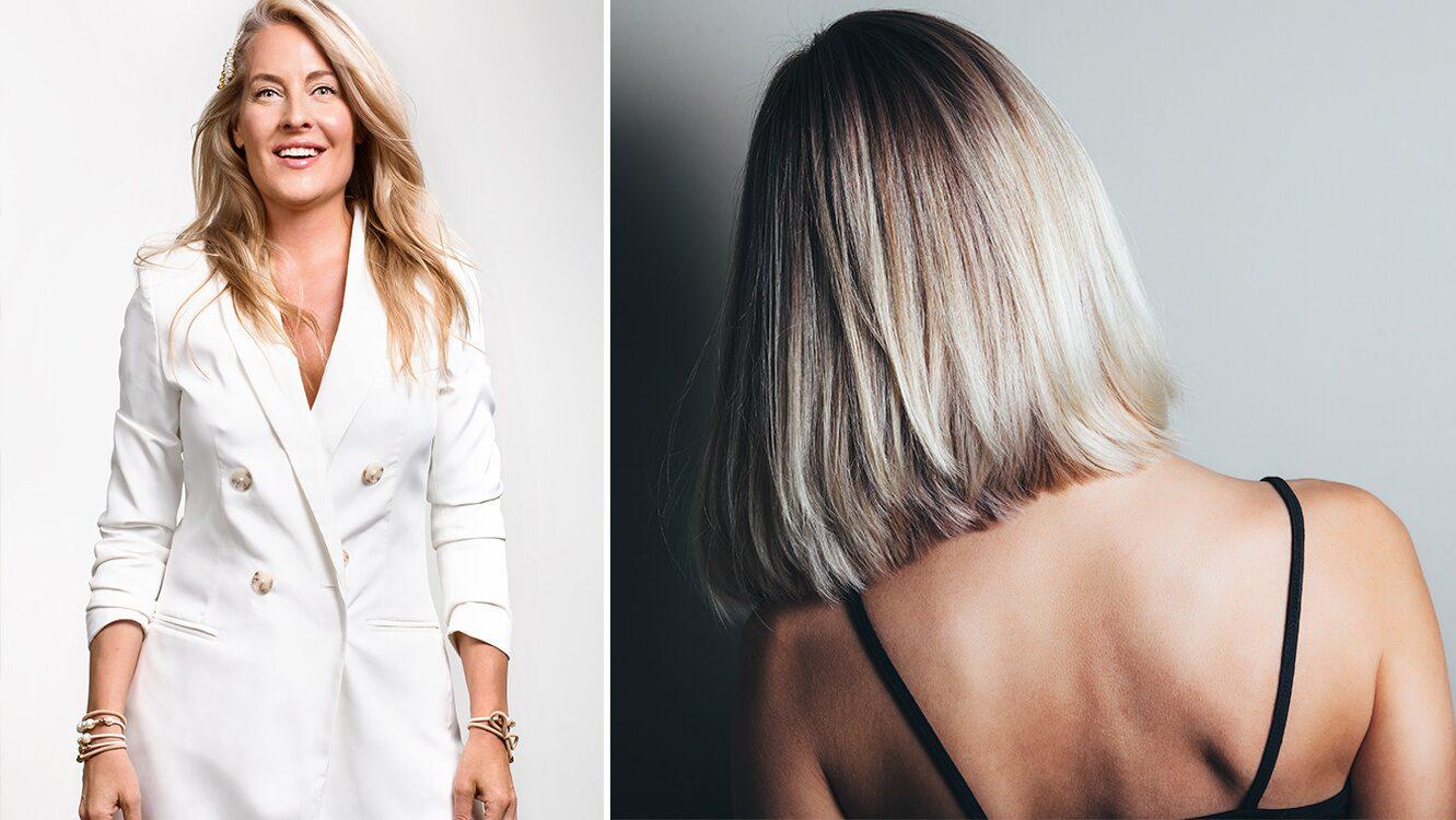 hur klipper man hår med trimmer