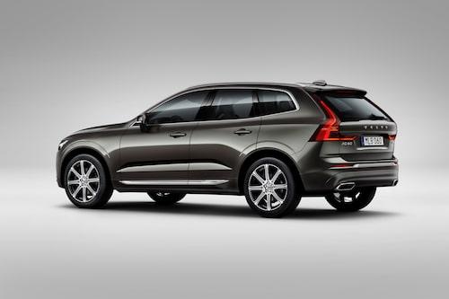 Kan Volvo toppa XC60? På lur ligger nya S60 och V60... samt XC40 och snart även nya V40. Vad tror du?