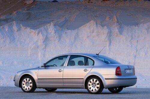 2001 Skoda Superb