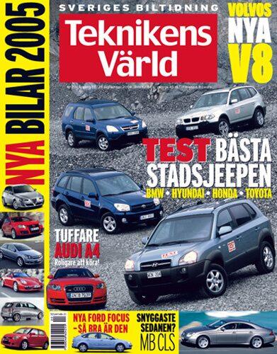 Teknikens Värld nummer 20 / 2004