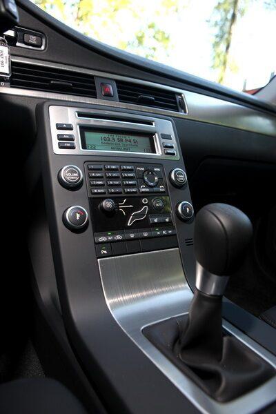 Endast femväxlad manuell låda erbjuds 1,6D DRIVe, vi saknar ett automatisk Powershift-alternativ.