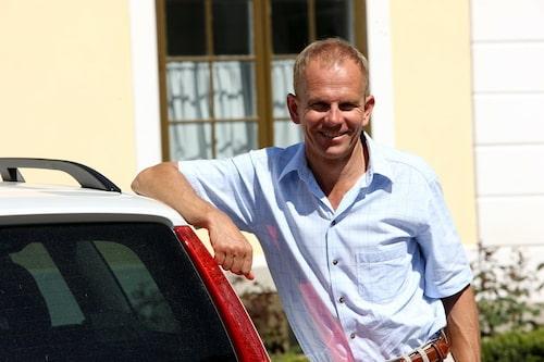 Peter Ewerstrand är Volvo Personvagnars CO2-general och en av huvudpersonerna bakom Volvo DRIVe-teamet.