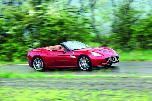 California – en vardags-Ferrari med 490 hästkrafter.