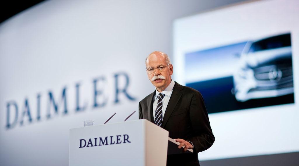 Daimler/Mercedes