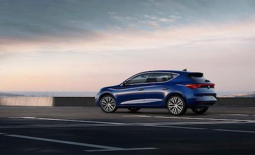 Nya Seat Leon har vuxit en hel del i jämförelse med sin föregångare. Den har även blivit slankare i utförandet och Seat menar att luftmotståndet modellen utgör är åtta procent lägre än tidigare.