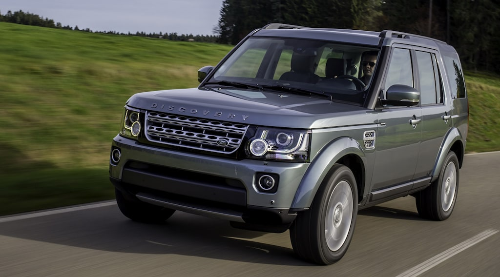 Land Rover Discovery 3,0 SDV6 Diesel