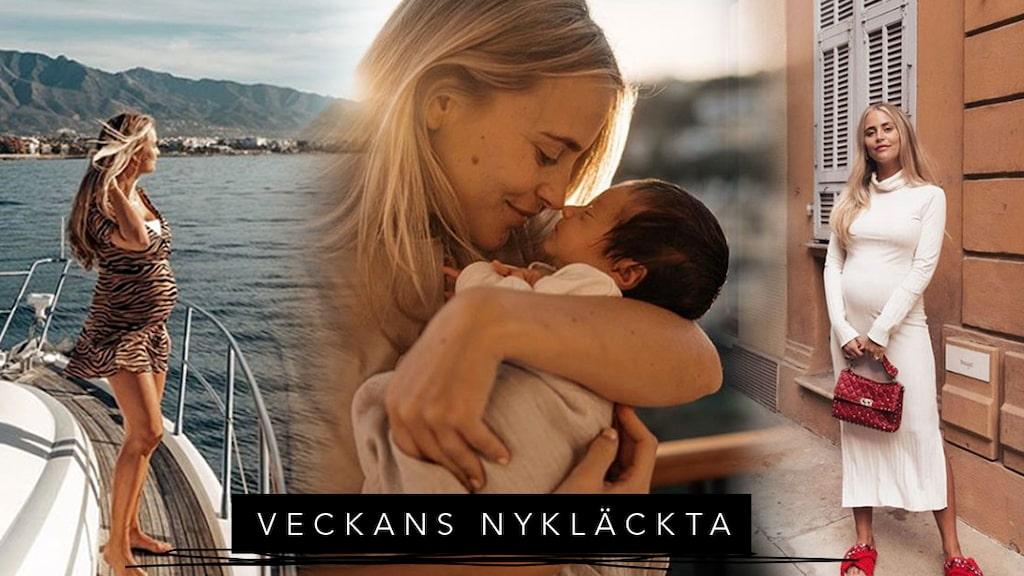 Janni Delér blev nyligen mamma till sonen Leon. För mama berättar hon nu om förlossningen och om första tiden som mamma.