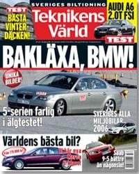 Teknikens Värld nummer 22 / 2005