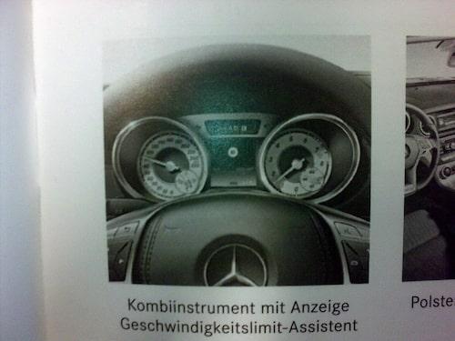 Nya Mercedes SL 2012