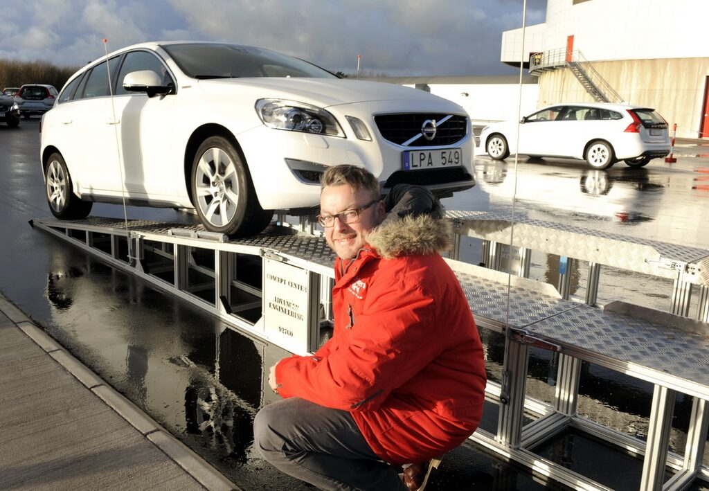 Testchef Hans Hedberg har återigen varit på Hisingen hos Volvo för att spana in V60 Plug-in Hybrid.