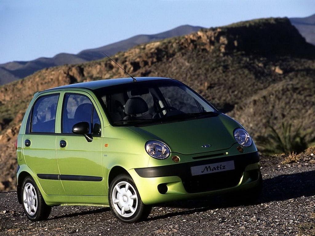 1. Daewoo, 4 085 kr och därmed det bilmärke som är billigast att försäkra i Sverige.