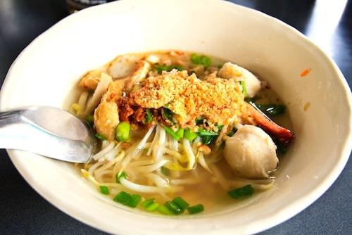 Groddar en populär ingrediens i asiatiska soppor