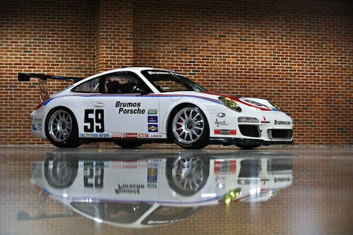 2012 Porsche 997 GT3 Cup 4.0 Brumos Commemorative Edition