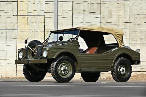 1958 Porsche 597 Jagdwagen