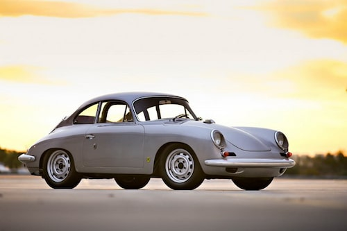 1963 Porsche 356 B 2000 GS Carrera 2 Coupé