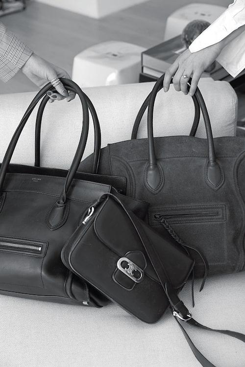 Väskorna från Celine som