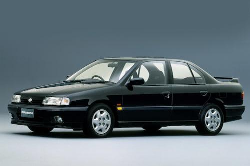 Nissan Primera (1990-1997). Primera var en vanlig bil på de svenska vägarna under 1990-talet. Men vart tog den vägen? I dag ser man ingen längre.