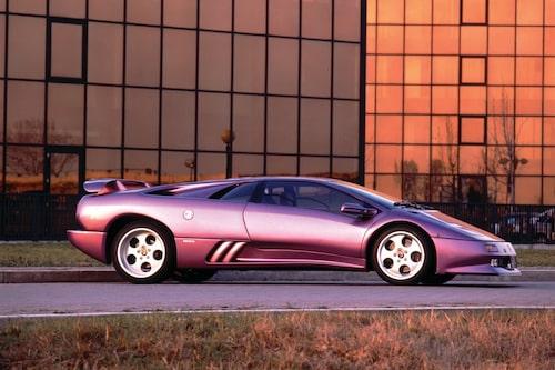 Lamborghini Diablo (1990-2001). Pojkdrömbilen Lamborghini Countachs efterträdare. Inte lika mytomspunnen, men ändå något av det coolaste från Sant'Agata Bolognese.