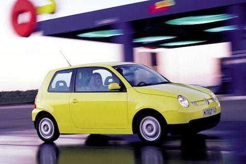 Volkswagen Lupo (1998-2005). Än i dag fascinerar Lupo, och då tänker vi främst på Lupo 3L med sin 1,2-liters dieselspis med tre cylindrar. Så långt före sin tid, 0,3 liter diesel per mil. Svårtslaget än i dag. Annan minnesvärd modellversion är Lupo GTI som var riktigt busig med sina 125 hästkrafter.