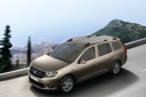"<strong><span style=""color: #fff000;"">153 kronor per liter lastutrymme.</span><br />Dacia Logan MCV</strong><br />Pris från 87 900 kronor.<br />Bagageutrymme: 573 liter.<br />Euro NCAP krocktestbetyg: Ej krocktestad."