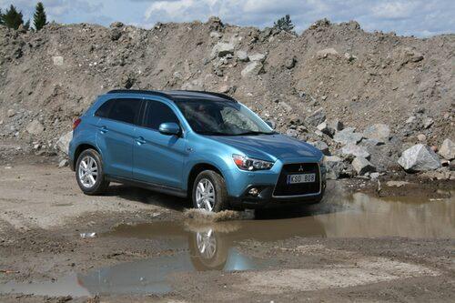 ASX är bilen som ska hålla i taktpinnen när Mitsubishi klättrar på svenska marknaden.