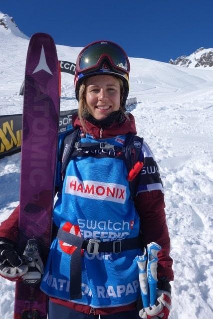 Matilda Rapaport Hargin var Sveriges främsta kvinnliga friskidåkare. 2016 omkom hon i en lavinolycka.