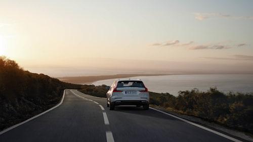 Konfiguratormodeller för bilmärkes-sajter kräver stor mängd tekniskt underlag. Här nya Volvo V60 modellår 2021.