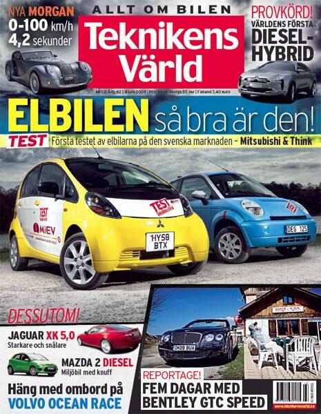 Teknikens Värld nummer 13 / 2009