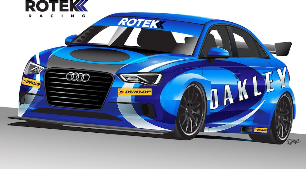 Audi S3 Sedan BTCC