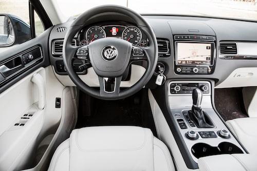 Volkswagen Touareg 3,0 V6 TDI 262 4Motion 2015