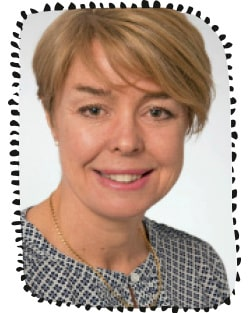 Malin Broberg, professor i psykologi.