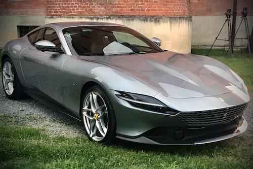 Aston Martin, säger vissa. Vad tycker du?
