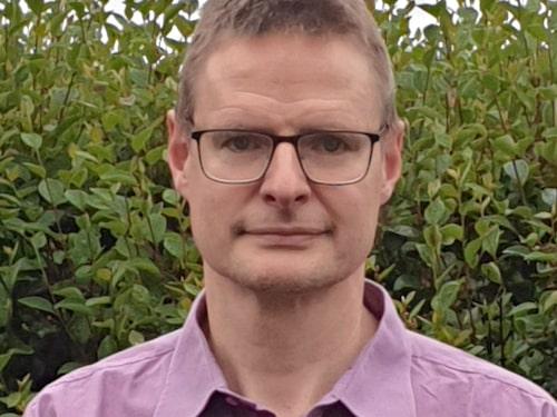 Ulf Holmbäck, docent i klinisk nutrition och metabolism.